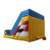 Colorful RC Car Inflatable Bouncy Castle Slide Home Backyard Used Inflatable Bouncer Slide For Sale