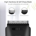 Professional Rechargeable Cordless Men Hair Trimmer Beard Trimmer Barber Hair Cut