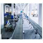 High Speed Motorized Roller Conveyor Sorting Systems