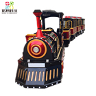 New promotion high quality children electric train trackless train electric amusement kids train for sale