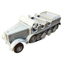 1:72 M35 грузовик советский BTR 80 колесные бронированные машины без резины модель сборки(Китай)
