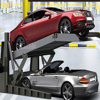 Quick Delivery parking lift car system
