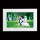 7 Inch Advertising Digital Photo Frame Free Hd Video Player
