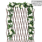 Artificial Flowers Rose Wall Hanging Wedding Rose Vine