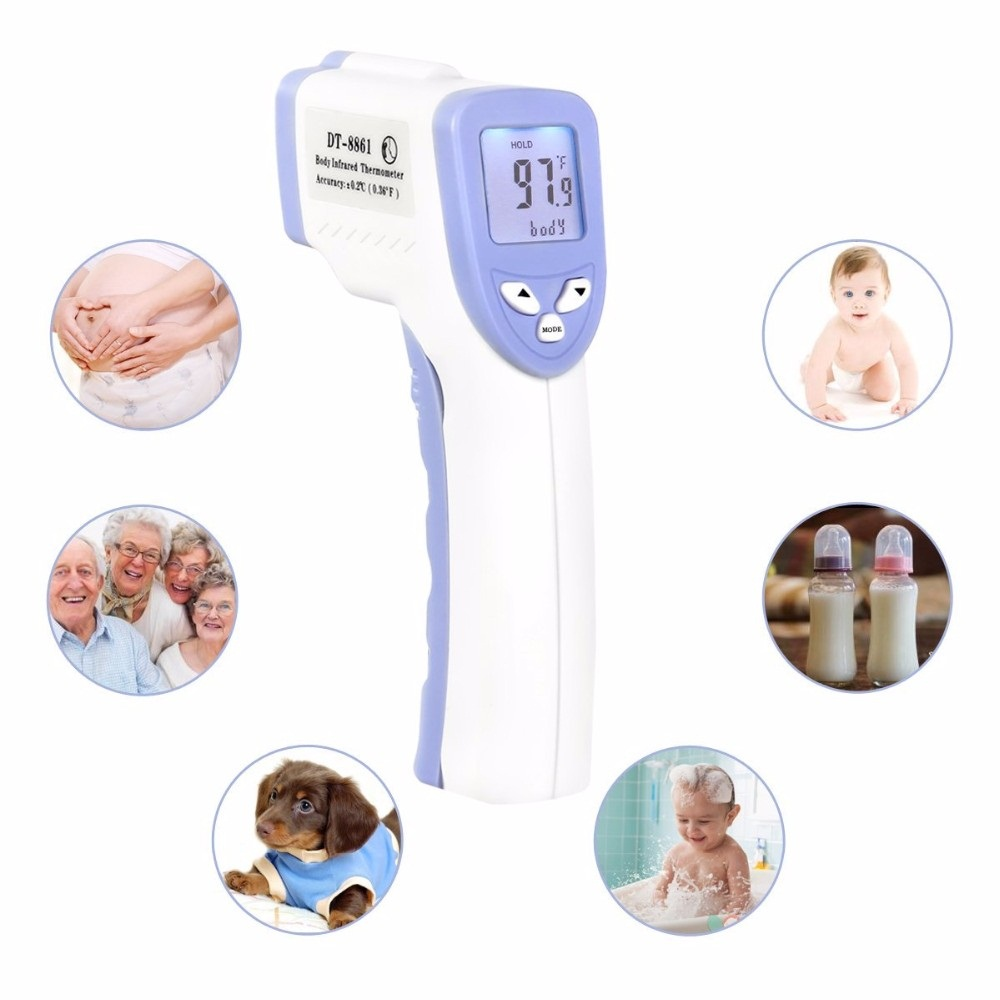 Factory Price forehead infrared thermometer infrared with good price forehead thermometer in stock - KingCare | KingCare.net
