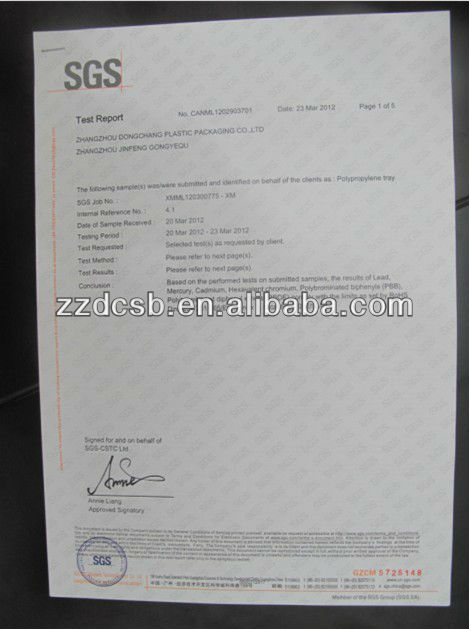 pp tray certificate1