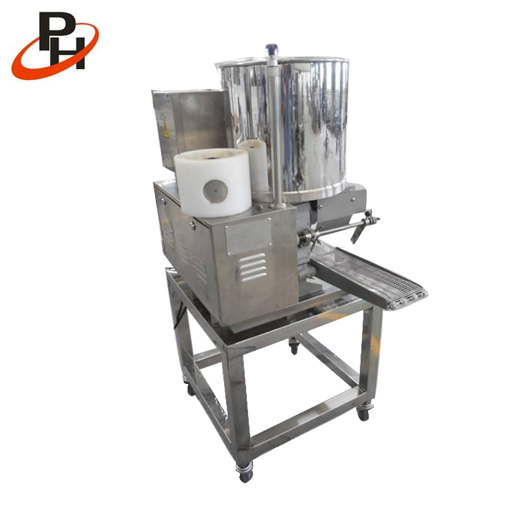Automatische burger patty form maker maschine