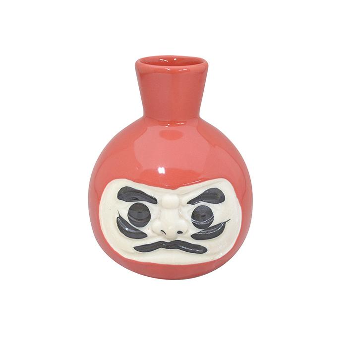 Japanese Porcelain Hand Painted Ceramic Sake bottle, Sake cup ceramic
