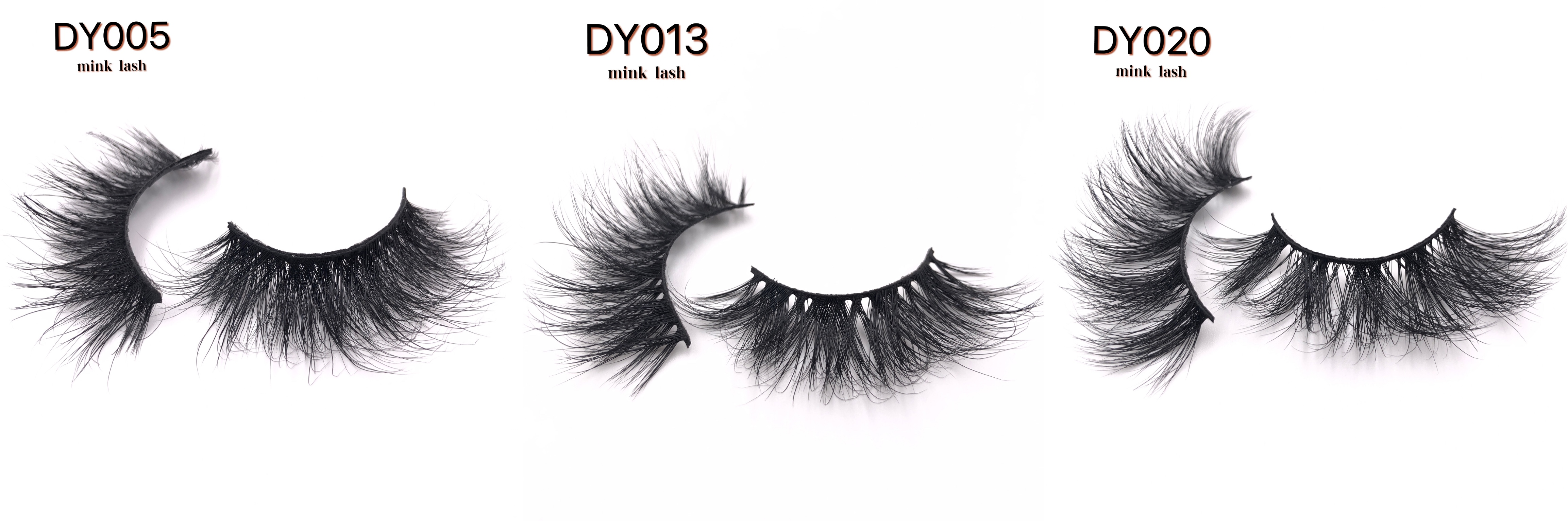 wholesale custom false mink lashes 3d mink eyelashes private label square packaging box for eyelash