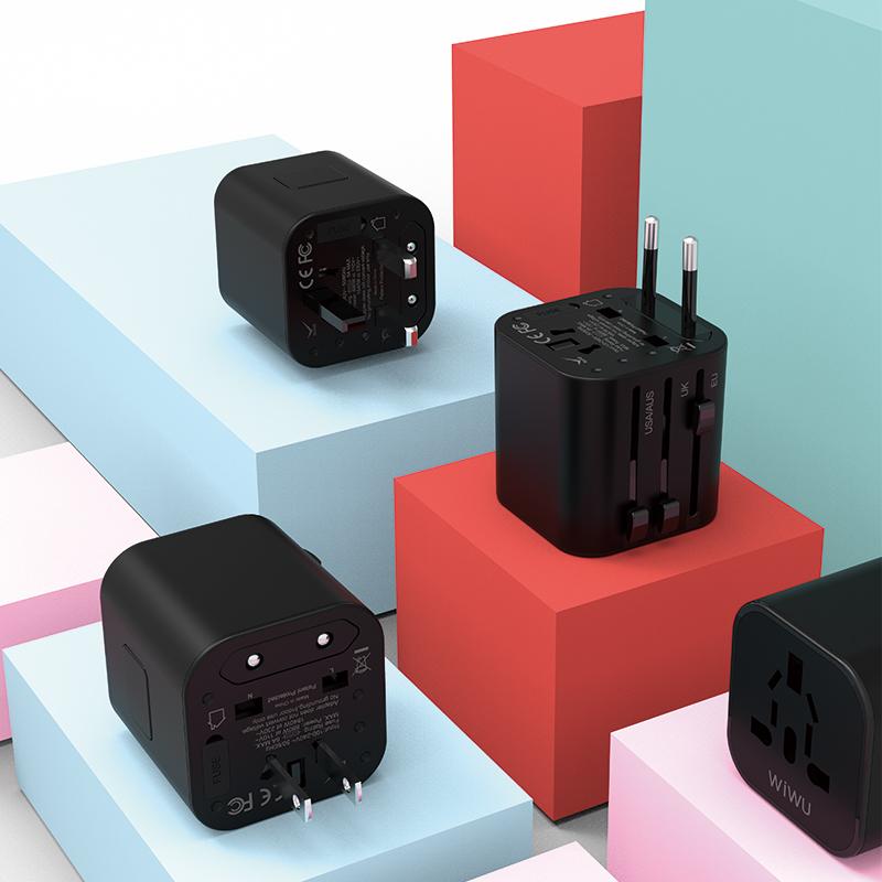 WiWU UA101 Universal Adapter