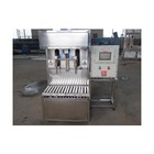 Filling Machine High Accuracy 75% Alcohol Filling Machine