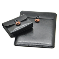 High quality Microfiber Leather sleeve Handbag case ultrabook laptop protect bag for MacBook Pro / MacBook Air 13''' inch