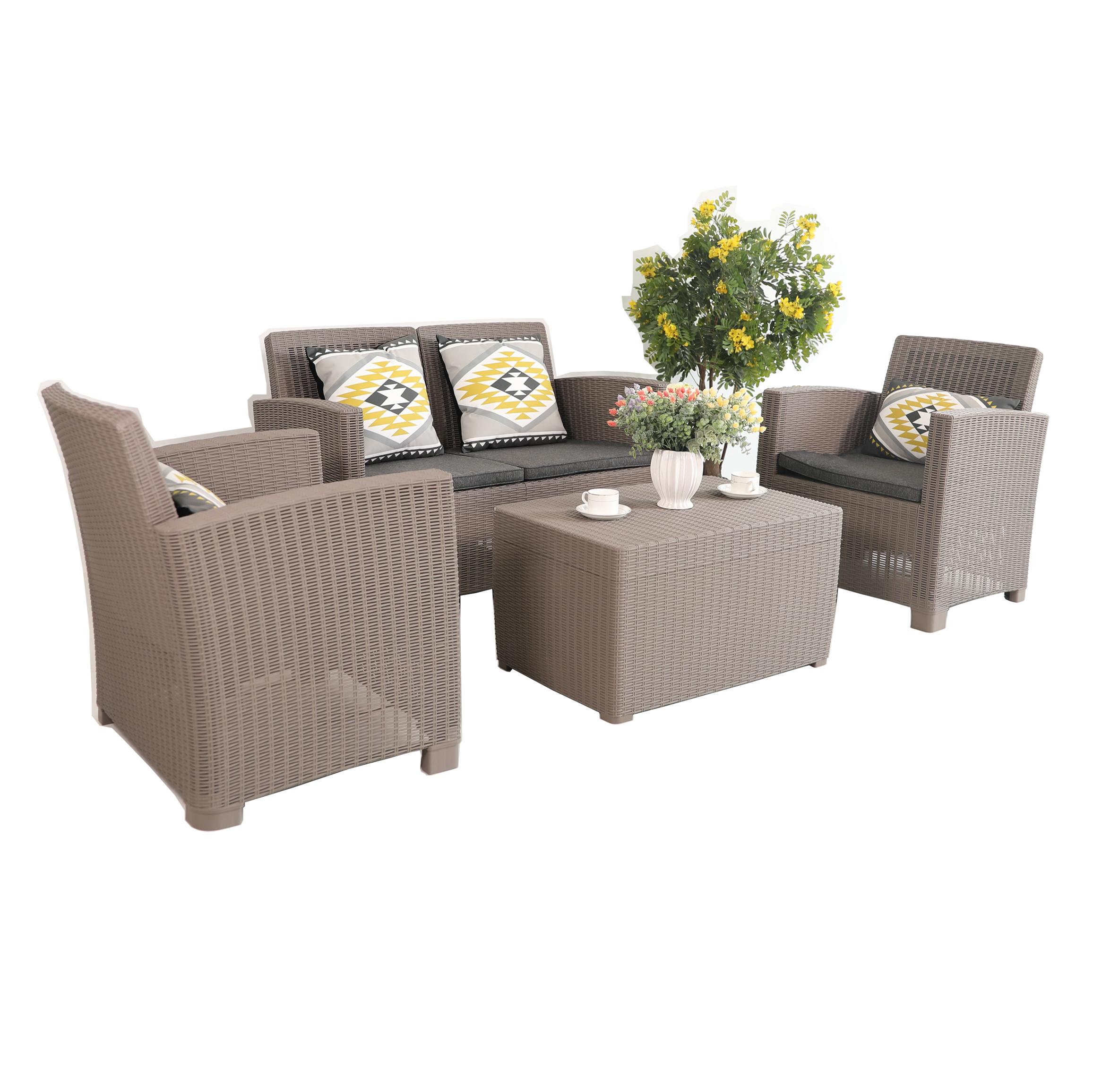 Venta al por mayor el patio muebles de jardin usa Compre