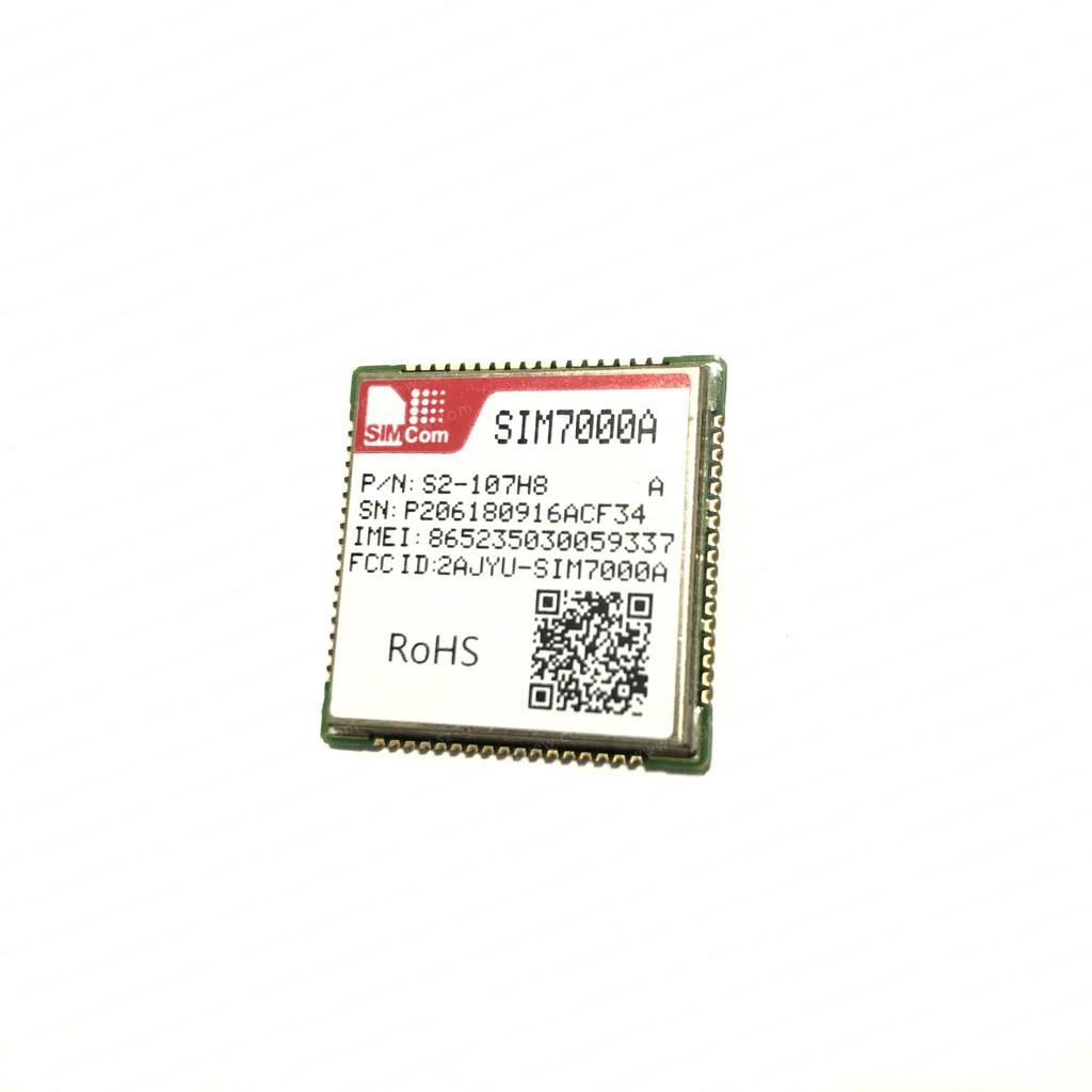 SIMCOM SIM7000A LTE CAT-M1(eMTC) and NB-IoT Module - Famidy.com