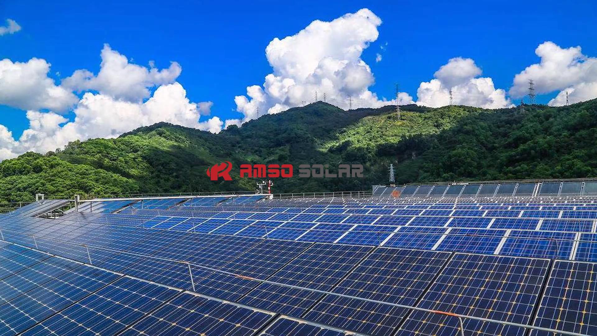 Reliable quality 48v 450W 460W 470W 480W 490W 500W solar panel mono crystalline solar panel 500w for home system