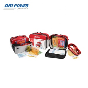 OP CE FDA ISO approved OEM roadside emergency kit auto emergency kit car tool kits