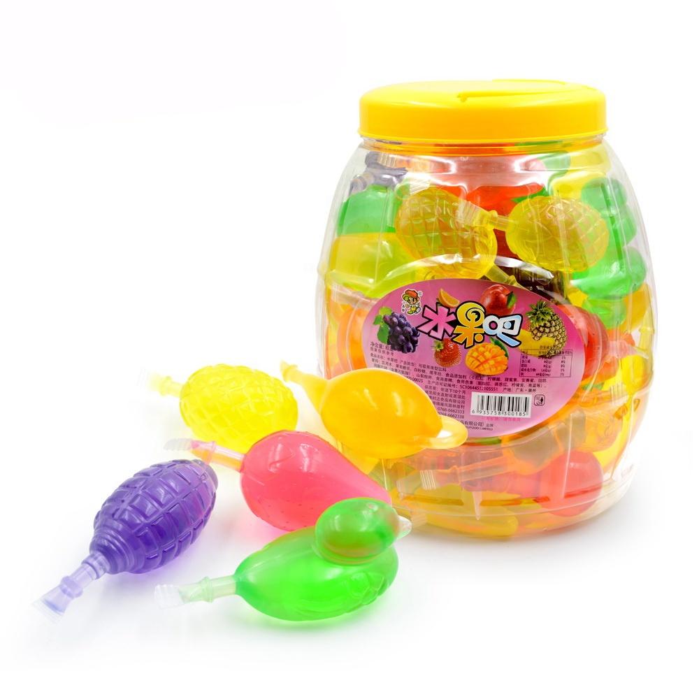 fruit shape jelly health fruit jelly