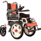 2019 Best selling Big Front wheel Chair electric power Motorized wheelchair for disabled