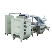 Mybake Biscuit manufacturing process Semi Automatic small scale hard and soft machine