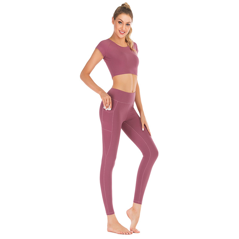 Hot-Women-Stretch-High-Elastic-Yoga-Sets