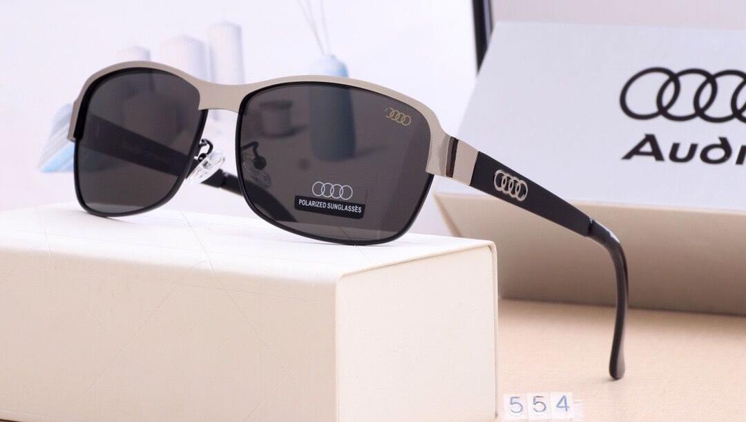 Venta caliente de la marca gafas de sol polarizadas para hombres marca cuadrado gafas de sol 554