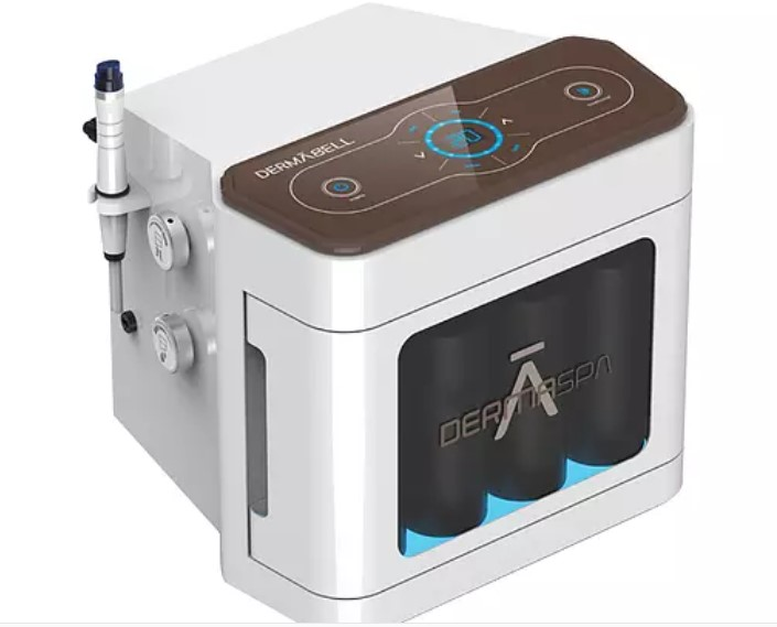2019 New arrival derma spa aqua jet peel facial machine aqua peeling skin care machine