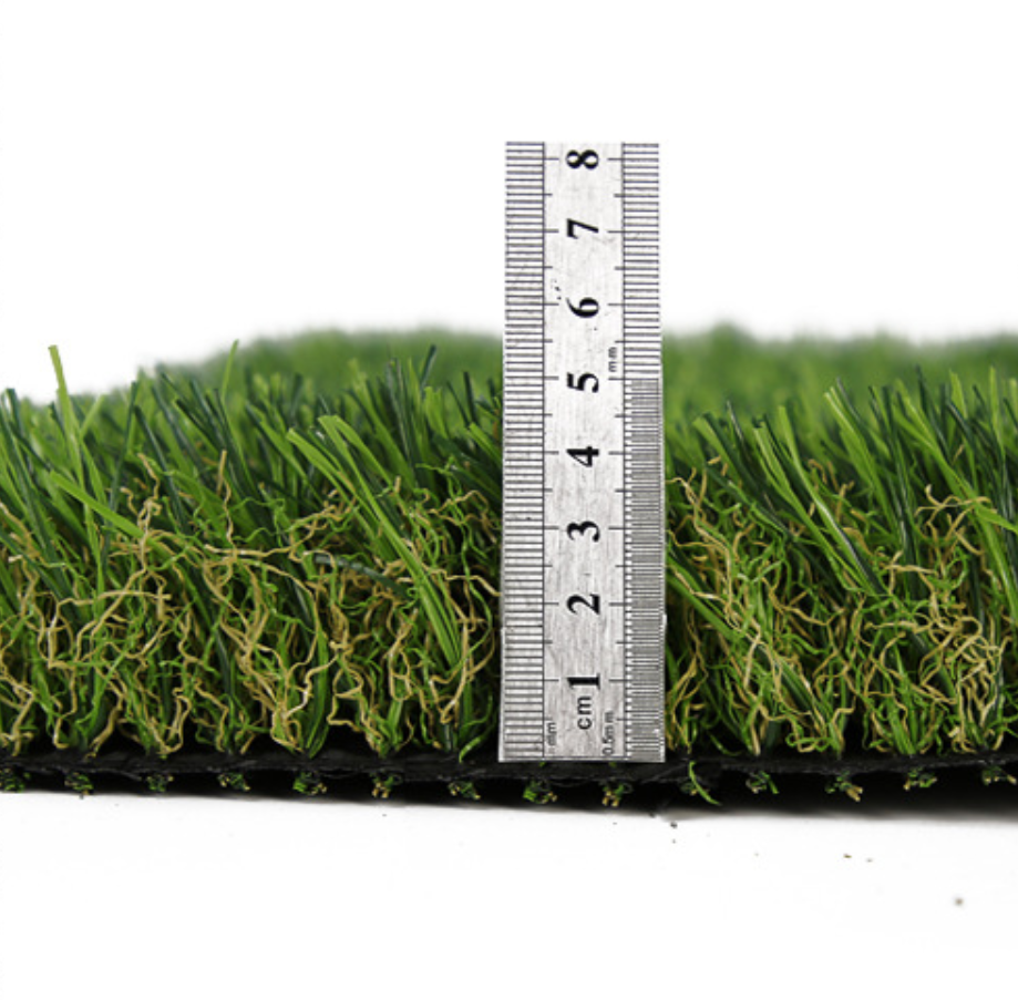 13 ft Artificial Synthetic Lawn Turf Grass Carpet for Outdoor Landscape