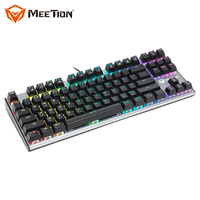 Aluminum Mechanical Keyboard RGB Gaming for Professional Gamer