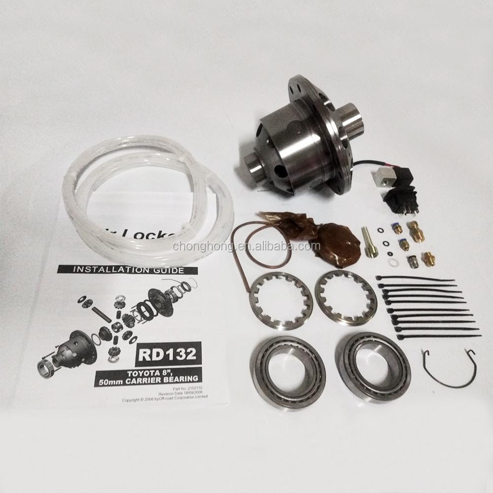 RD132 Air Locker untuk Toyota 4X4 Offroad Diferensial Locker RD90 RD111 RD121 RD129 RD142 RD151 RD152 RD153 RD193 untuk Toyota