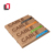 Custom logo printed recyclable kraft paper usb cable paper package boxes