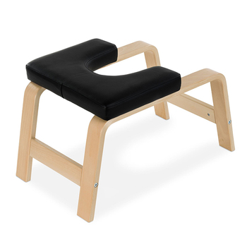 yoga headstand bench inversion chair stool for head stand