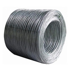 Factory Low Carbon Steel Hot dipped galvanized iron wire