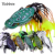"Robben Frog Lure High Quality Fishing Bait 6 colors fishing lures 7cm-2.76""/0.46oz-12.95g fishing tackle lure"