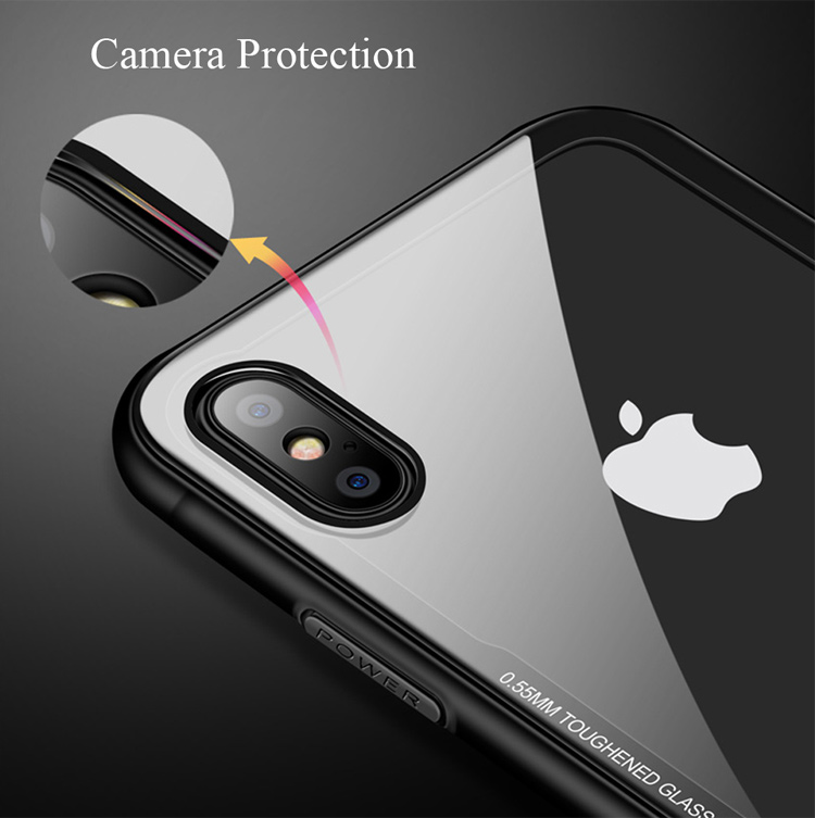 Free Shipping FLOVEME Card Slot Phone Case for iPhone X XS XR XS MAX 7 plus 8 plus Phone Accessories For iPhone 7 8 Case