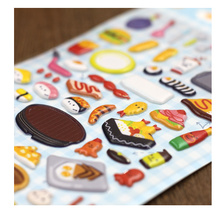 Oem Decor Spons Bubble Eva Foam Sticker Voor Kids 3d Custom Cartoon Puffy Ster <span class=keywords><strong>Stickers</strong></span>