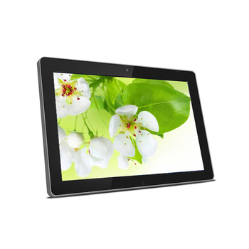 Cheapest price wall mount android POE tablet 12 inch android wifi LED capacitive touch screen