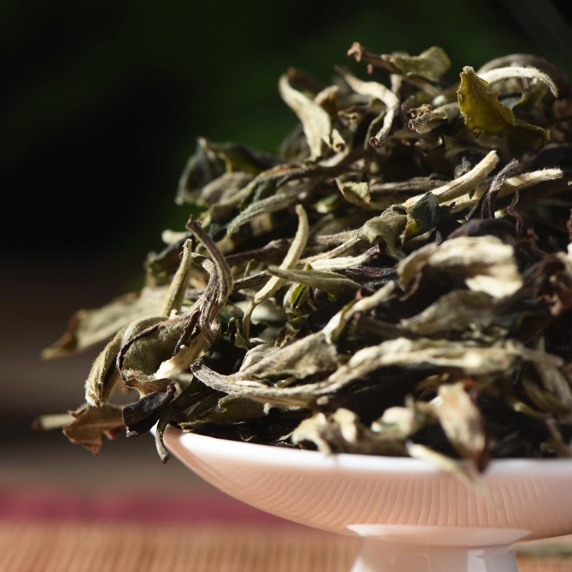 Yunnan seven tea cake 357g white tea cake shelf life for 10 years - 4uTea | 4uTea.com