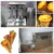 Cheap price electric 220v pizza cone making machine for sale