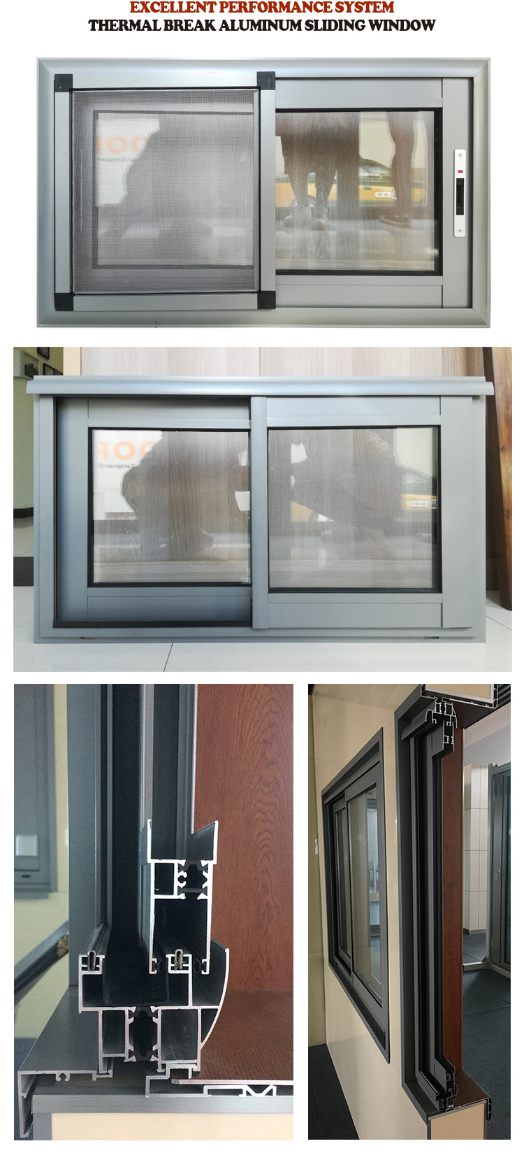 Well Designed 60 x 36 sliding window 30 48