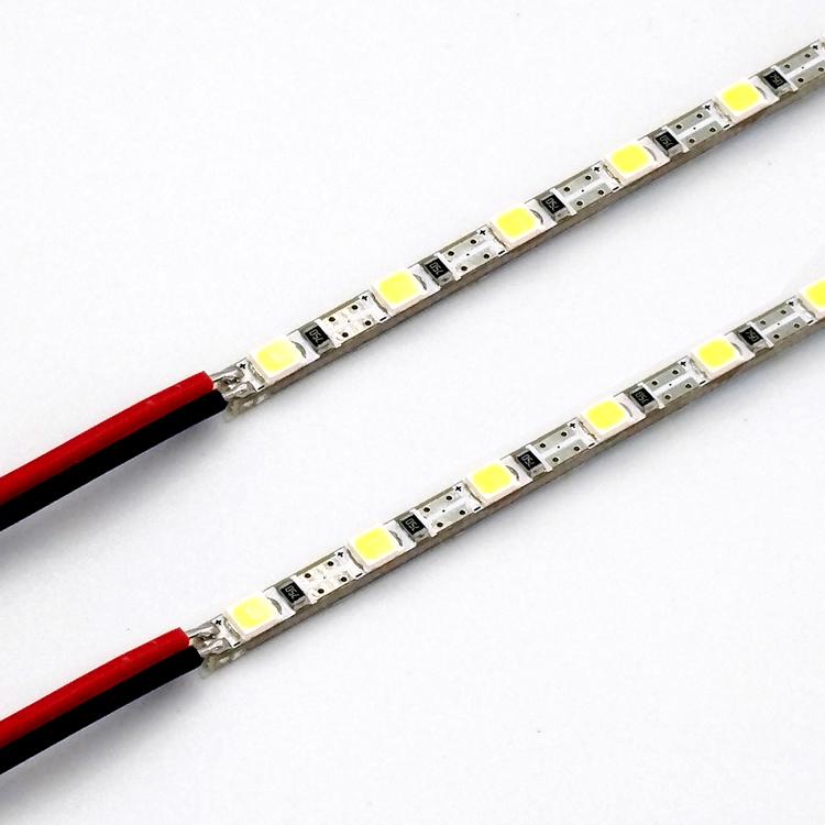 HOT sale 3MM 5V 6000k LED Strip 2835 48D for LED Panel light