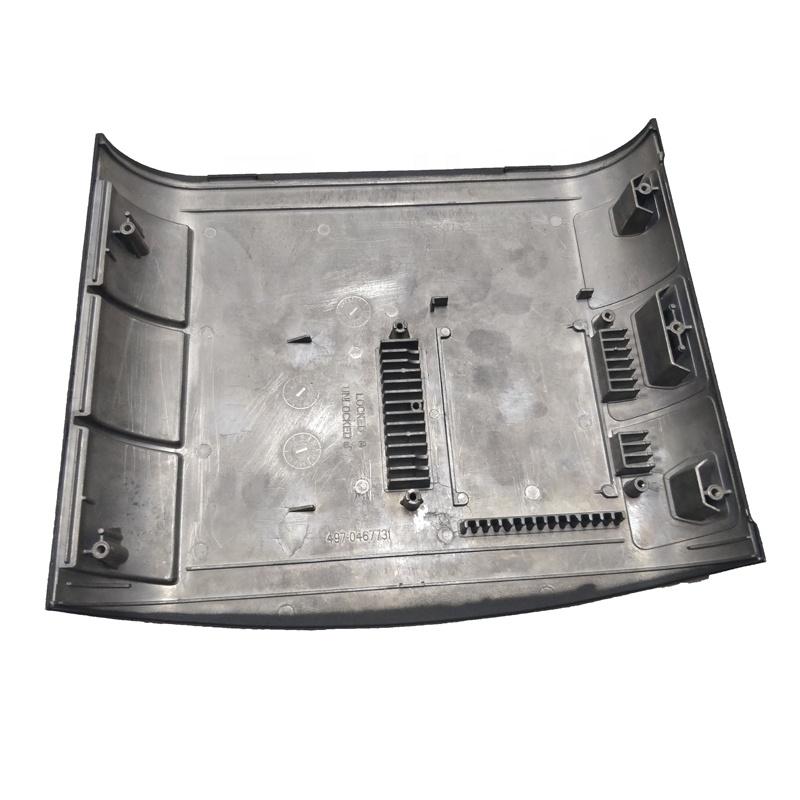 Китайский завод специализируется на производстве металлических изделий из магниевого сплава