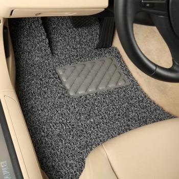 PVC material non slip machine 3d car mat