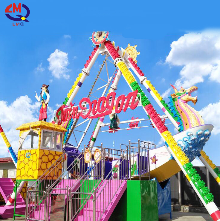 Amusement park funfair rides Galleon Swing boat pirate ship Pendulum ride 24/16/40 seats for sale