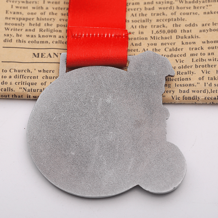 China manufacturer zinc alloy antique 3d cycling custom metal medals