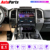 AuCAR Android 8.1 Tesla Android Autoradio per Ford F150 2015-2019 Touch Screen Stereo Audio Video GPS Multimedia BT Carplay