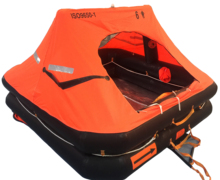 SOLAS 12 Man Life Raft Throw-Over Board Inflatable Liferafts