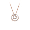 necklace-00998 rose gold