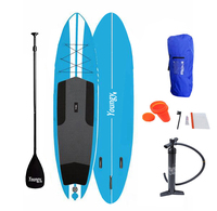Inflatable sup paddle board stand up surfing board