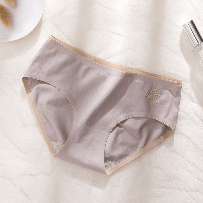 wholesales lady panty 100% cotton
