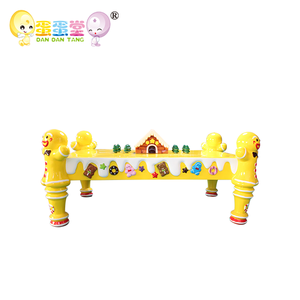 Gorgeous children sand table with various models for indoor amusement park